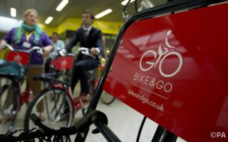 Bikesharing programs