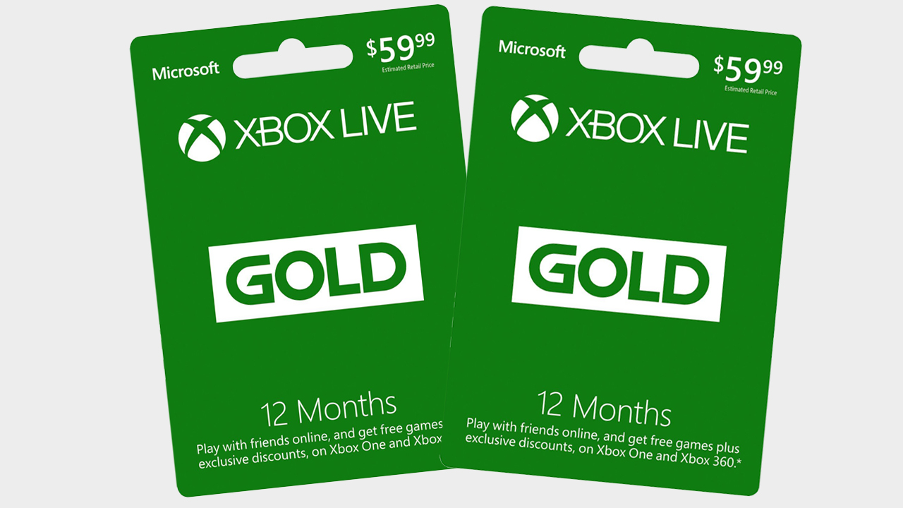 Grab A Cheap Xbox Live Or Game Pass Subscription While Cyber Monday Lasts Gamesradar