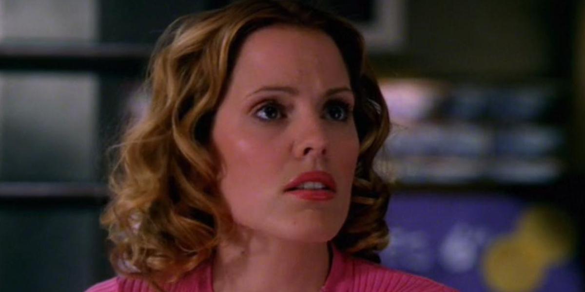 Emma Caulfield Ford as Anya Jenkins on Buffy the Vampire Slayer