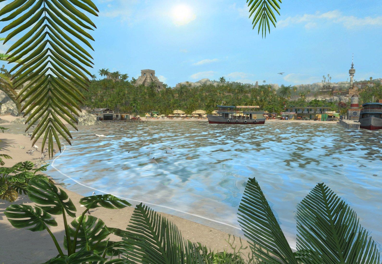 Tropico 3 Screenshots Deface Ancient Ruins #8043