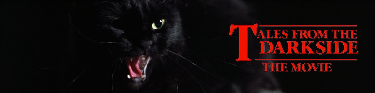 """Adapting Stephen King Banner Tales From The Darkside The Movie """"The Cat From Hell"""""""