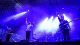 Enter Shikari at Mad Cool Festival