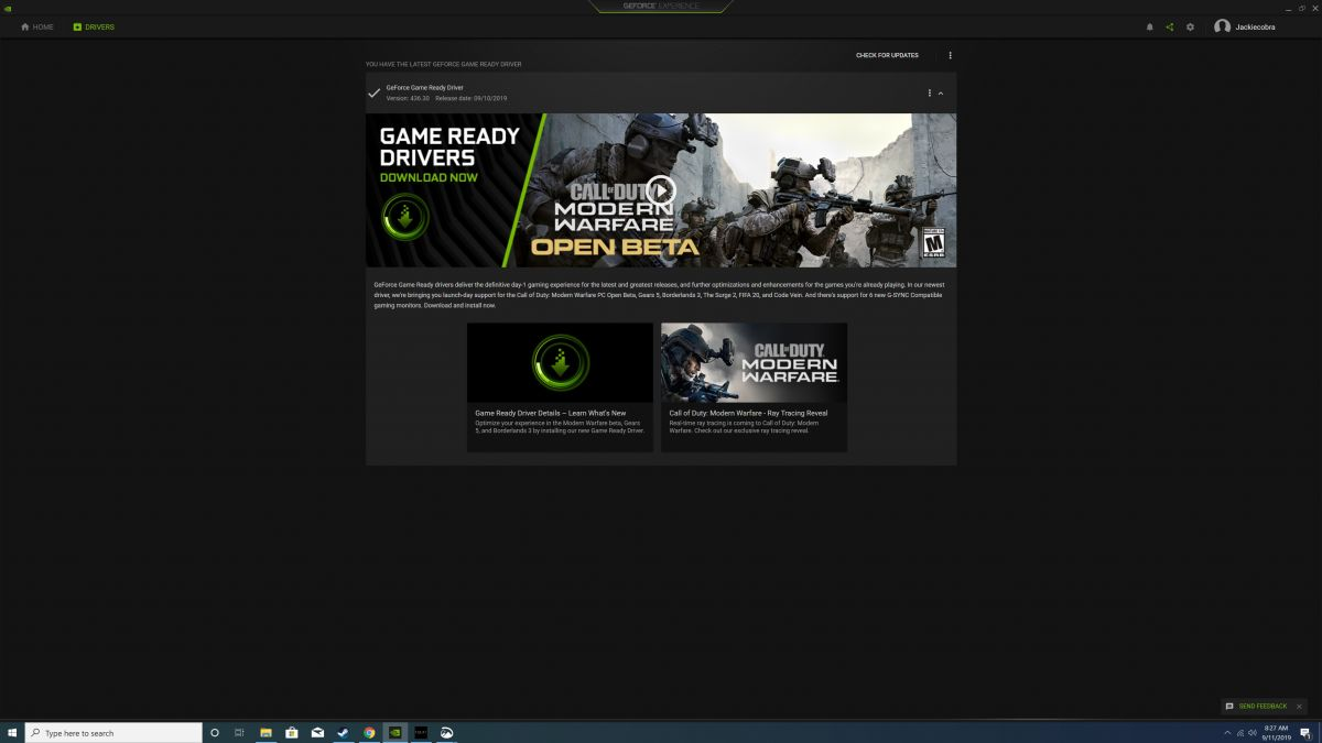 GeForce Experience: how to download, record gameplay and