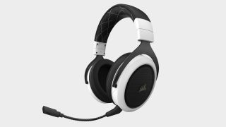 how to use corsair hs50 on ps4 for best audio