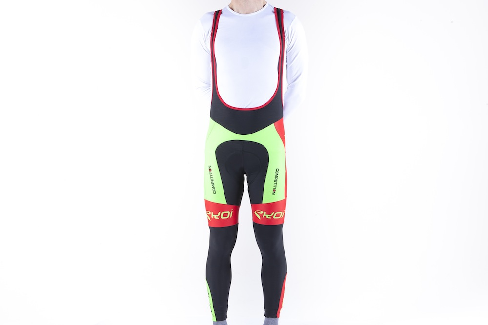 6bc1473cc Ekoi Competition9 Gel bibtights review - Cycling Weekly