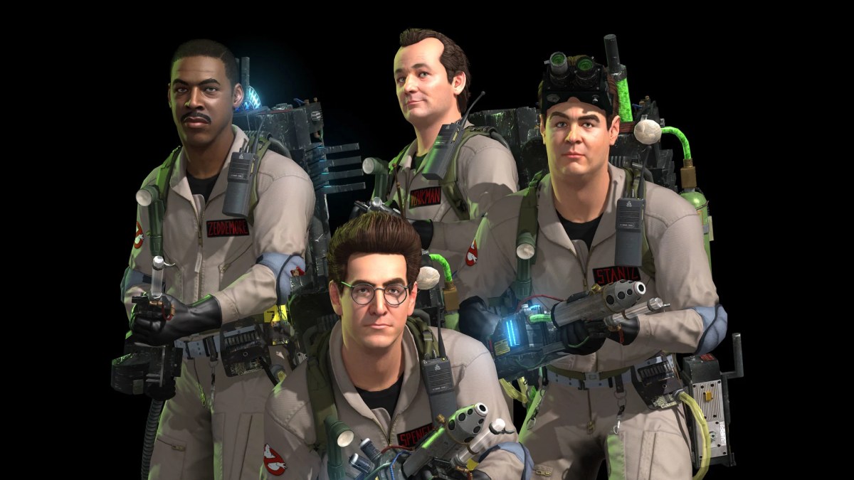 Ghostbusters: The Video Game Is Getting A Remaster