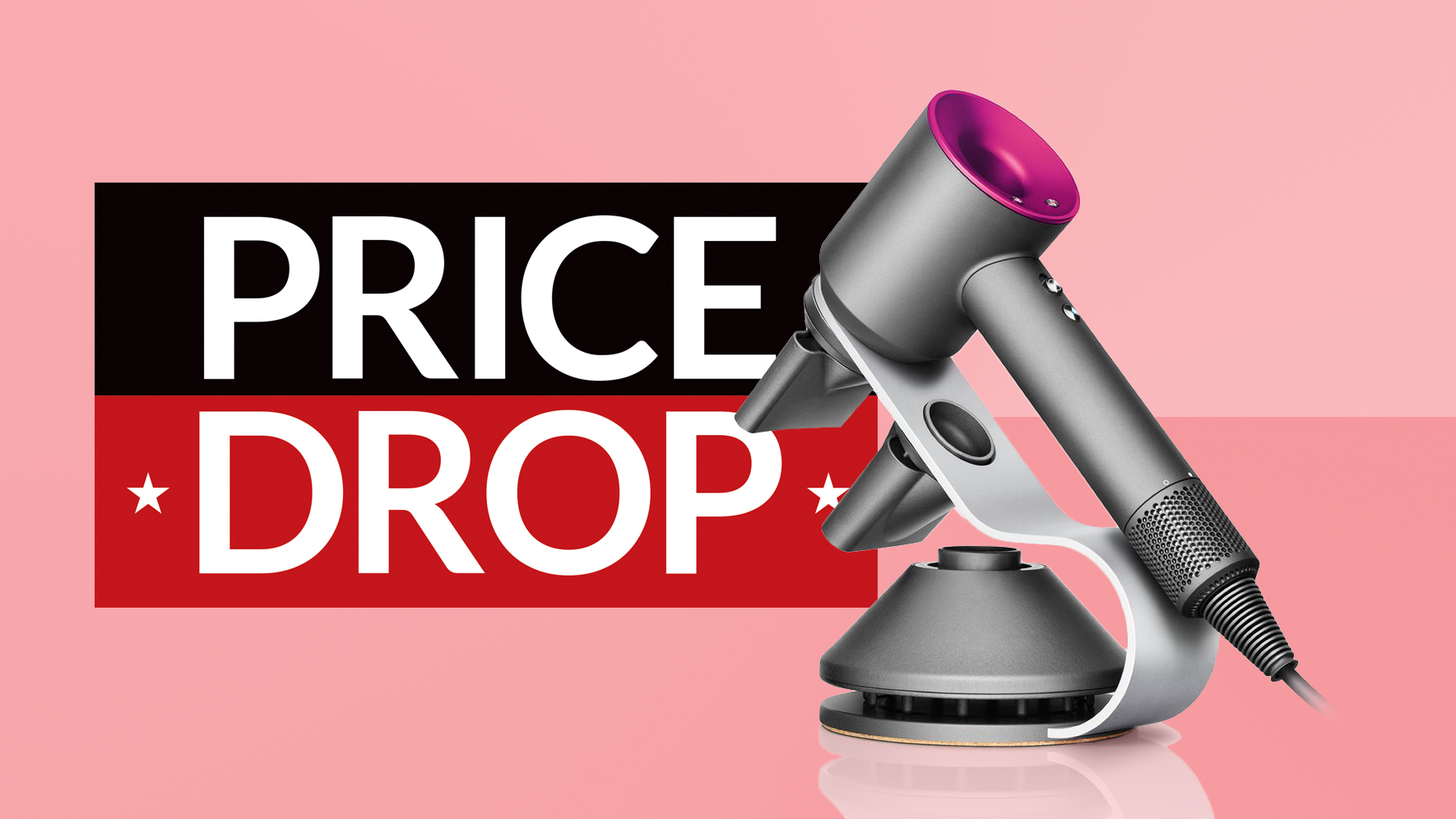 The Best Dyson Supersonic Hairdryer Deals For Black Friday 2020 T3