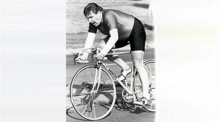 Paul 'Porky' Bennett, time trial legend