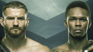UFC 259 Blachowicz vs. Adesanya Promotional Banner