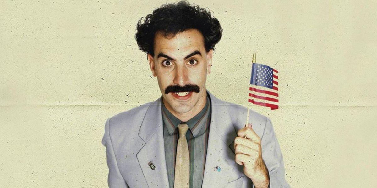 Borat 2 Is Heading To Streaming, It's Very Nice!