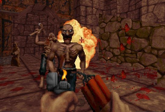 Blood: Fresh Supply is the second coming of a classic FPS