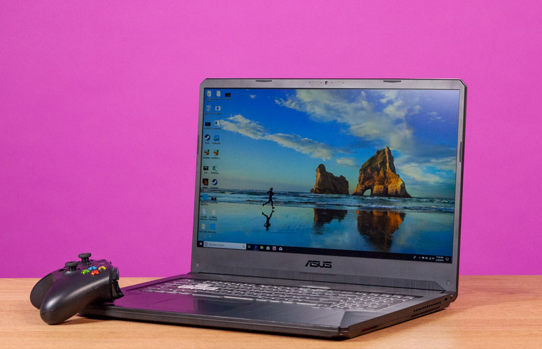 Asus Tuf Gaming Fx705 Full Review And Benchmarks Laptop Mag
