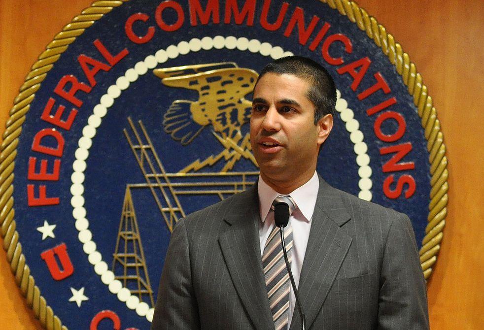 FCC chairman Ajit Pai is under investigation over $3.9 billion media deal