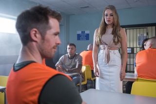 Laurie Shelby and Sinead Shelby in Hollyoaks