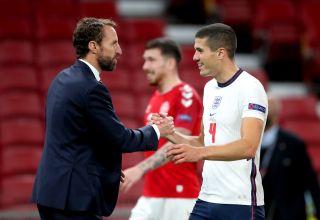 Denmark v England – UEFA Nations League – Group 2 – League A – Parken Stadium