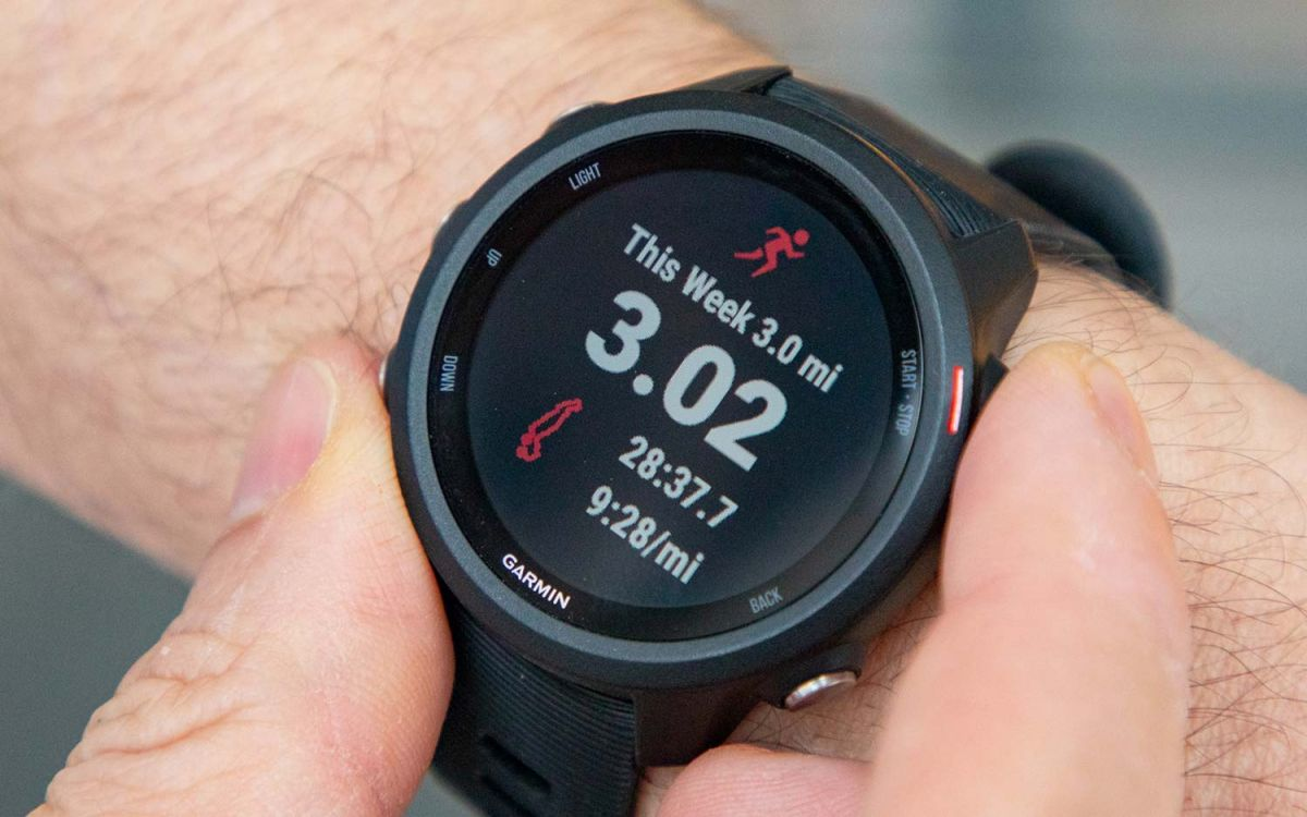 Garmin Forerunner 245 Music Review: The Best Running Watch