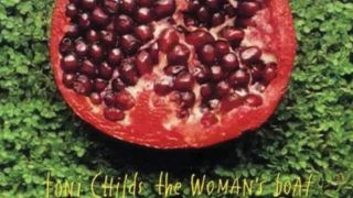Toni Childs album cover for the woman's boat
