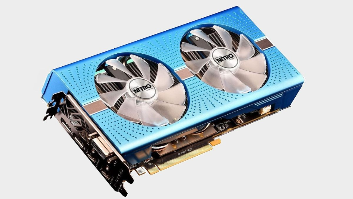 Get three free games with a Radeon RX 590 graphics card in Newegg's pre-Christmas blowout