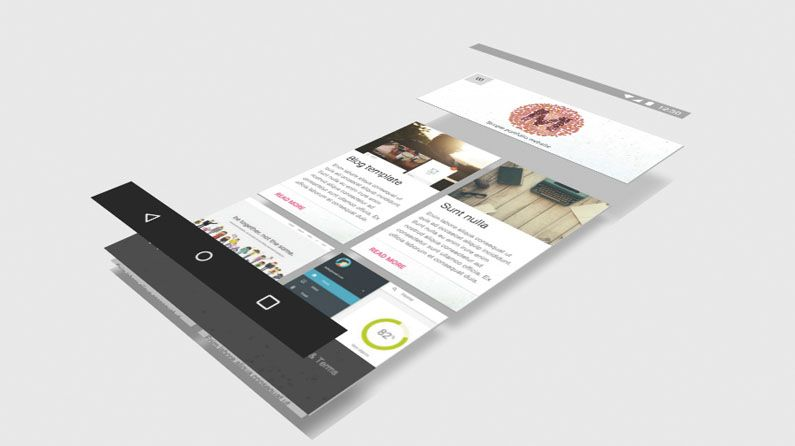 Build a static site with Material Design Lite | Creative Bloq