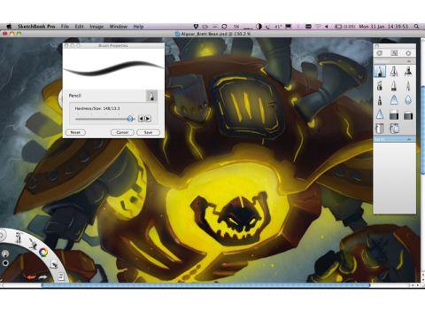 Autodesk Sketchbook Pro Review Techradar