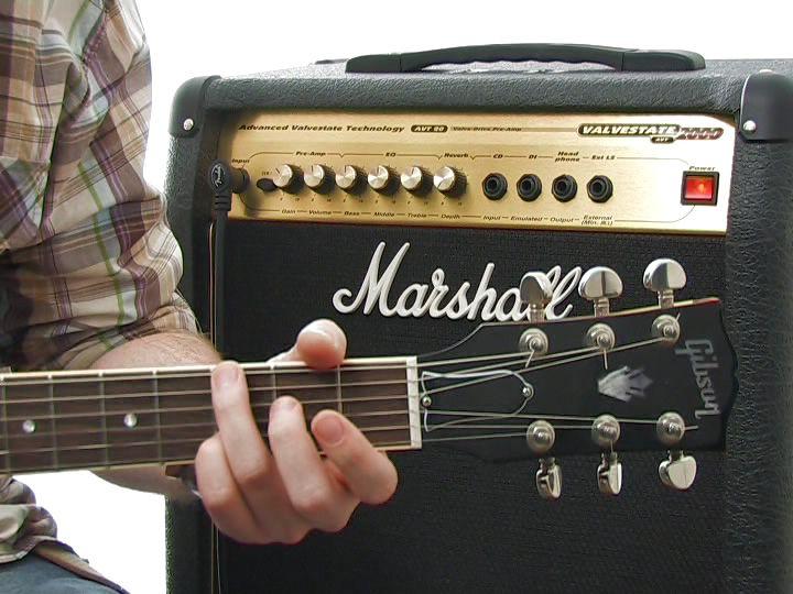 guitar basics how to use your amp musicradar. Black Bedroom Furniture Sets. Home Design Ideas