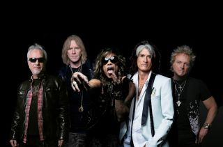 Aerosmith are one of this year's Download headliners