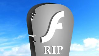 Flash is on its last legs, expert say