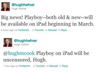 Can we believe the legendary Hugh Hefner?