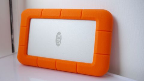 Hands On Lacie Rugged Usb C 2tb Review Techradar