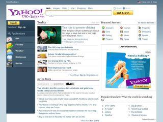 Yahoo's error list