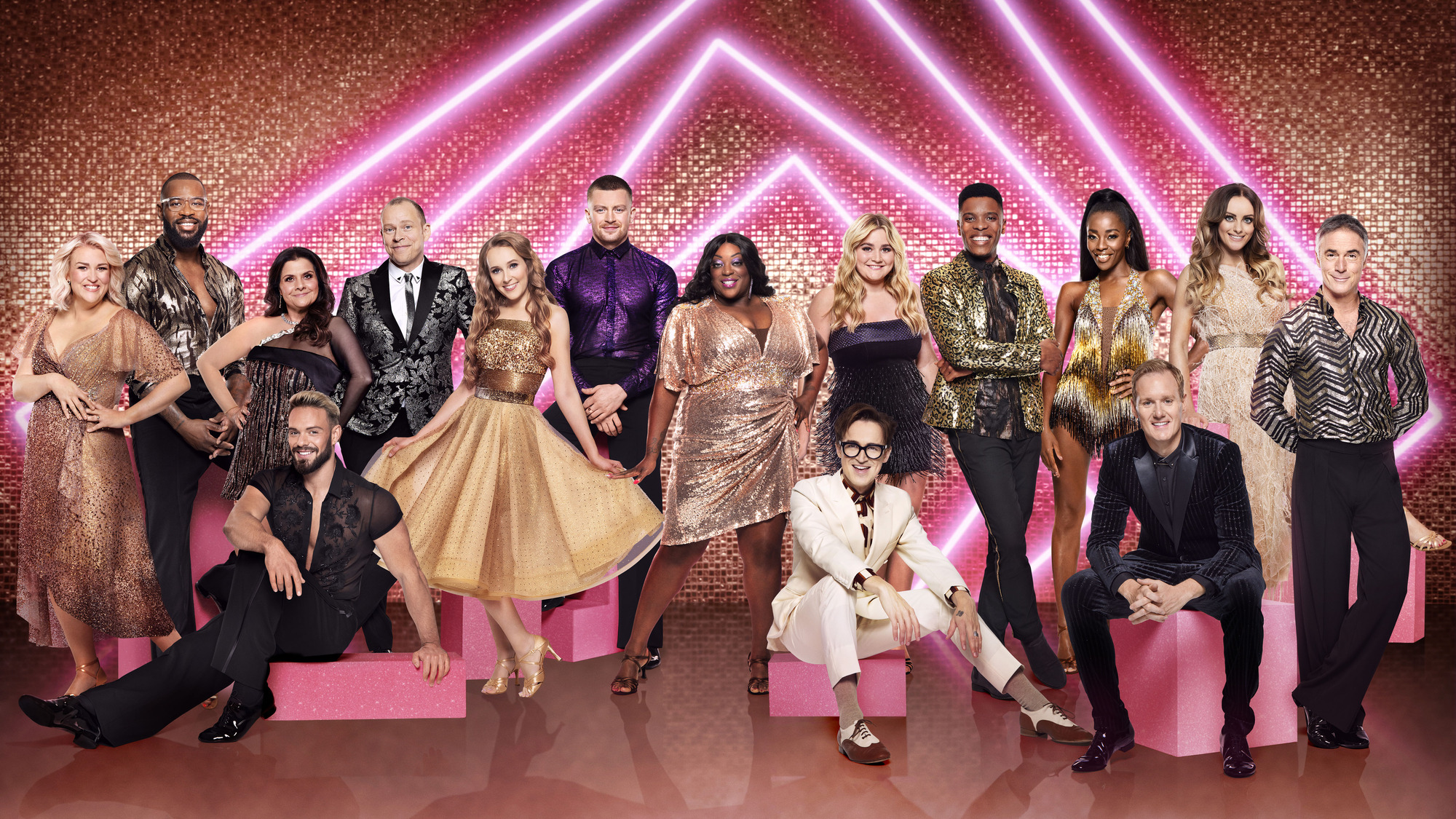 2021 celebrity lineup Strictly Come Dancing