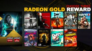 AMD Never Settle Forever free games bundle