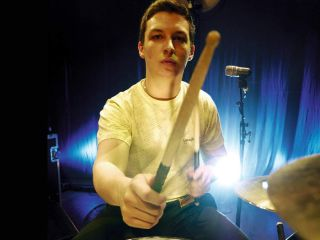 "Matt Helders: ""take that Ting Tings!"""