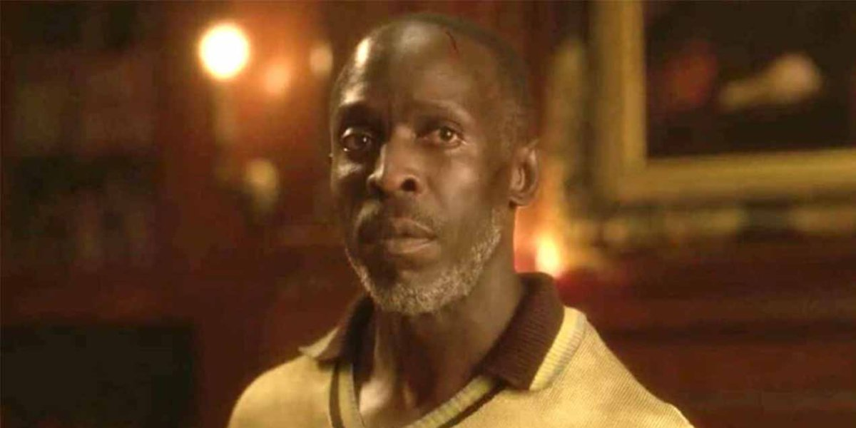 Michael K. Williams on Lovecraft Country