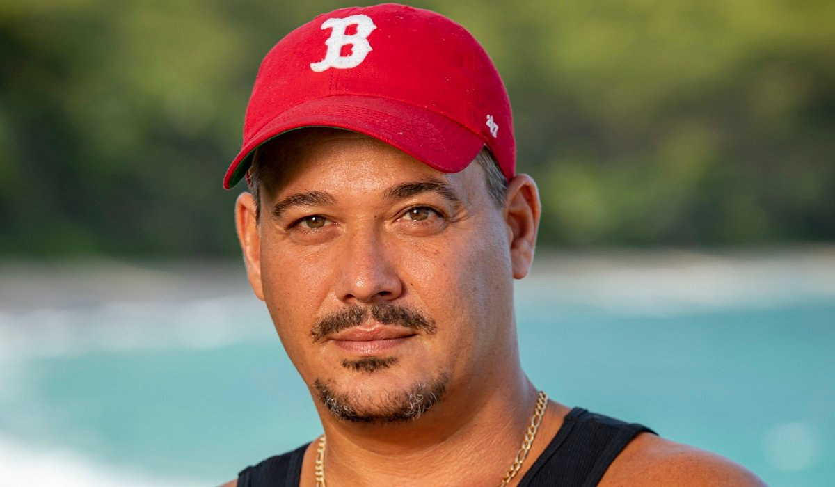 Rob Mariano Survivor CBS