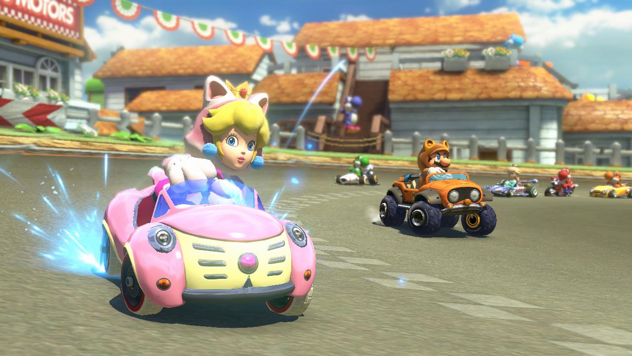 Mario Kart 8 DLC Will Bring Back Yoshi Circuit #32101