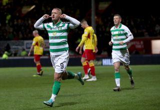 Partick Thistle v Celtic – William Hill Scottish Cup – Firhill Stadium