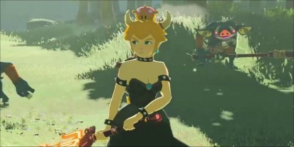 The Internet Has Already Dumped Bowsette For Indie Rocker