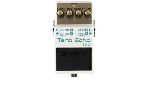 The TE-2 is designed to produce a dynamic ambience effect that goes beyond traditional delay and reverb