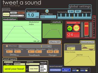Create a synth sound on your Mac, then share it with the world.