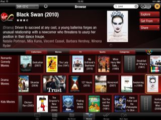 Virgin Media unveils TiVo iPad app