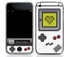 Sorry Nintendo fans - this is the closest you'll get to a Gameboy phone