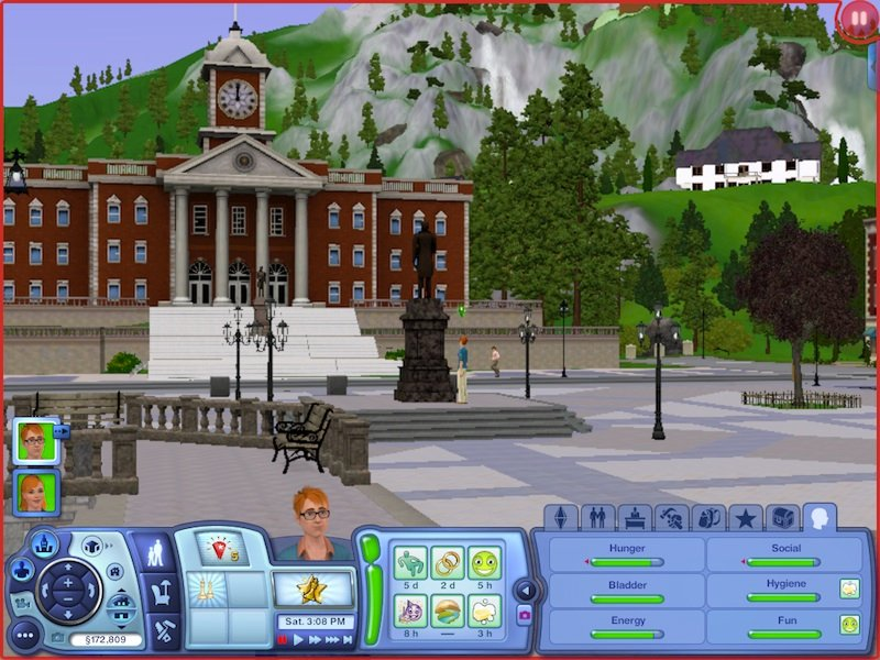 The Sims 3 Hidden Springs World Review: A World With A View #18853
