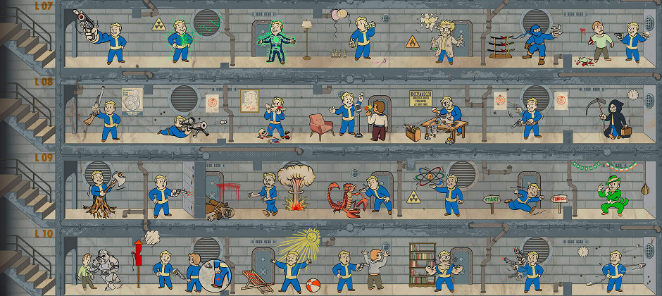Fallout 4's Perk Chart finally explained, and you can get