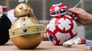 Artists and cast redesign Star Wars' BB-8 droid