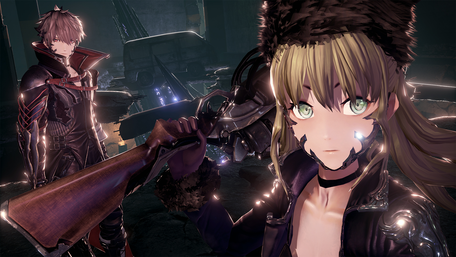 Code Vein Aka Anime Dark Souls Has Been Confirmed For Pc Pc Gamer