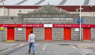 Aberdeen v RoPS Rovaniemi – Europa League – Qualifying First Round – Pittodrie Stadium