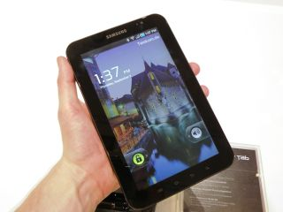 Samsung Galaxy Tab - eagerly anticipated