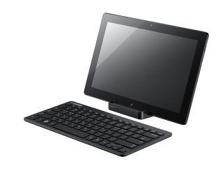Samsung Slate PC Series-7 is a tablet and a notebook