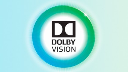 The Dolby Vision logo